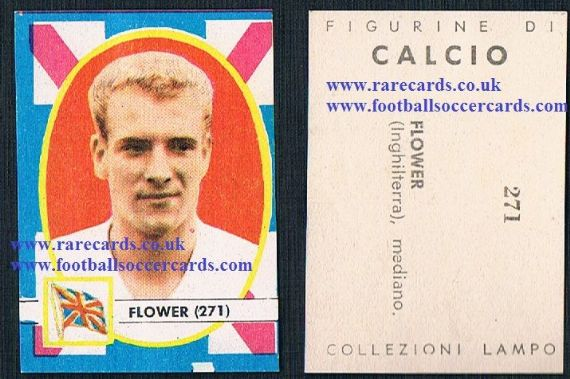 1961 Ron Flowers 271 Lampo Italy